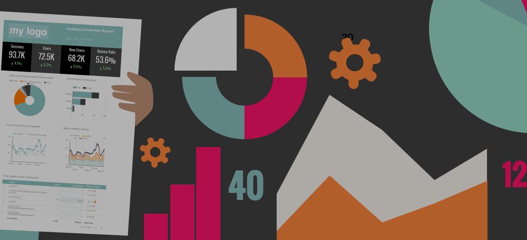 Create a beautiful data dashboard with Google Data Studio